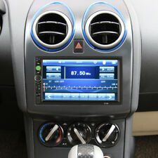 "Excelvan 7"" MP5 car media player 2DIN Bluetooth Touch Radio USB/TF/FM USB2.0 NEW"