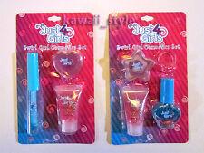 Just 4 Girls Swirl Girl Cosmetics Set x 2 for Gifts Body Glitter Cute & Fun NEW!