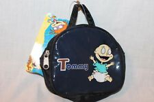 NEW WITH TAGS  RUGRATS 1998 VIACOM TOMMY BLACK  COIN BAG