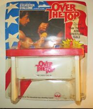 Over The Top Arm Wrestling Table MOC Rare