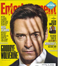 HUGH JACKMAN WOLVERINE LOGAN Entertainment Weekly Magazine 3/10/17 BILL PAXTON