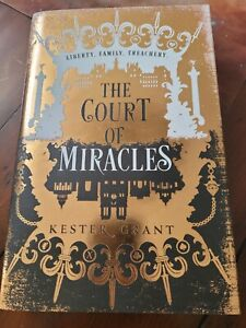 The Court Of Miracles Kester Grant Illumicrate Edition New