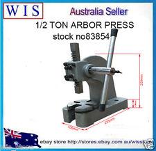 """1/2"""" Ton Cast Iron Arbor Press, 3"""" Height Arbor Press,Heavy Duty-83854"""