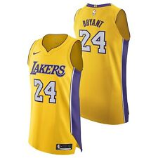 Kobe Bryant Los Angeles Lakers Icon Official Authentic Nike Jersey - Size 44