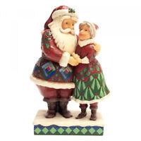 Heartwood Creek Cutest Christmas Couple Figurine Jim Shore