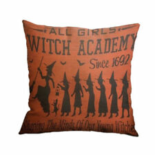 Unbranded Halloween Square Living Room Decorative Cushions & Pillows