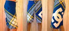 Bermuda DC azul / amarillo - 30 - PVP 69 € - nueva - autentica - boardshort