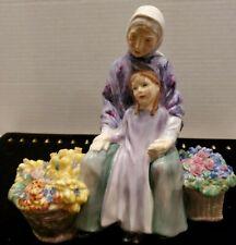 Vintage Royal Doulton Porcelain Granny's Heritage Figurine Hn 2031