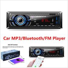 Car Stereo Audio MP3 Player FM Radio Bluetooth Speaker with USB/SD/AUX/MMC Port