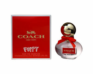 Coach Poppy EDP for Women 1 oz / 30 ml
