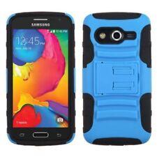 Fundas y carcasas color principal negro de silicona/goma para teléfonos móviles y PDAs Samsung