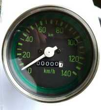 Willy MB jeep gauge kit 140 kph 85 mm diameter temp oil amp fuel gauge