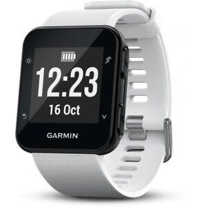 Garmin Forerunner 35 White GPS Sport Watch Wrist Based HR 010-01689-03