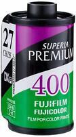 FUJIFILM color negative film Fuji Color PREMIUM 400 27-exposure three packs