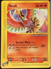 Pokemon CCG Ho-Oh 52 NY Pokemon Center Black Star Promo Near Mint
