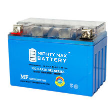 Mighty Max YTX9-BS GEL Battery for EverStart ES9BS Powersport