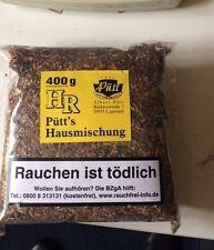 Pfeifen Tabak Pütt´s Hausmarke 400 gr. Honig/Rum  (Nach TPDII H&R) Topp Duft