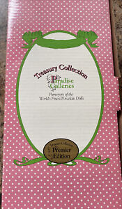 Treasury Collection  Paradise Galleries Porcelain Doll ~ A Party for SARAH 13""
