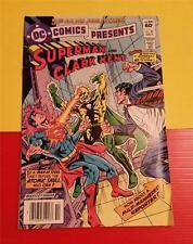 """""""SUPERMAN and CLARK KENT"""" No.50 OCT 1982 * DC COMICS * vs ATOMIC SKULL"""