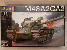 Revell 03236 M48A2GA2 1:35 Neu und versiegelt