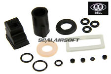 BELL Nozzle Main / O-Ring Seal & Hop Up Rubber Chamber Set For WA WE MARUI 1911
