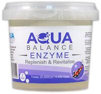 AQUA SOURCE AQUA BALANCE ENZYME BALL POOR WATER QUALITY STRESS INFECTION POND