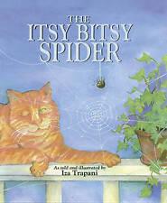 The Itsy Bitsy Spider (Nursery Rhyme)-ExLibrary