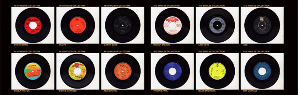 Ray's Records (7'' & 12'' Vinyl)