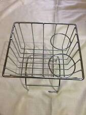 Classic VW Bug Beetle Tunnel Storage Basket Drinks Holder CHROME Ghia T1 Type 3