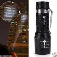 ES Ultrafire 2000 Lúmenes CREE XM-L T6 Linterna LED Alta Potencia High ligero