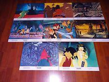 "WIZARDS les sorciers de la guerre !  bakshi jeu photos  grand format  1976  /"""