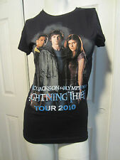 "Hot Topic Percy Jackson & The Olympians ""TOUR 2010""  Juniors T-Shirt"