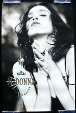 MADONNA Like A Prayer Promo Poster Mint- USA 1989 Vintage ORIGINAL RARE!!