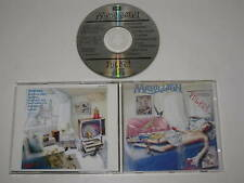 MARILLION/:FUGAZI (EMI 7 46027 2) JAPAN CD ALBUM