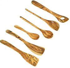 Holz Kochlöffel Wender Set  mit ihrer gewünschten Gravur