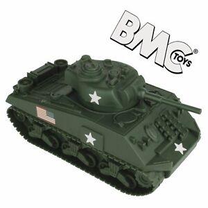 BMC WWII US Sherman M4 Tank