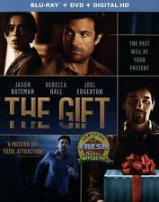 """The Gift"" Blu-ray + Dvd + Digital Hd (New/Sealed) Jason Bateman, Rebecca Hall"