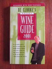 Oz Clark's Wine Guide 2001 en anglais, Relié