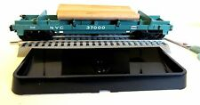 Lionel 37000 NYC Operating Log Dump Car with 5  Wood Logs