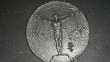 Olympics Antique Medal Coin Badge ORIGINAL Authentic Paris Stockholm Vintage
