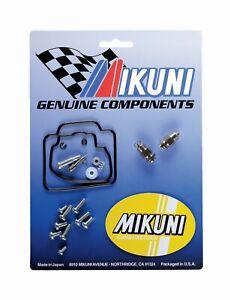 Genuine Mikuni Carburetor Rebuild Kit for Polaris ATV's & UTV'S MK-BST34-190