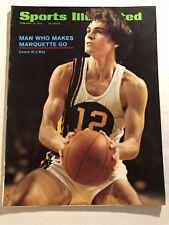 1972 Sports Illustrated MARQUETTE Allie McGUIRE No Label AL McGUIRE Jim CHONES