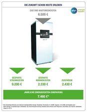 BlueGEN/metacon5 Brennstoffzelle - BHKW - Blockheizkraftwerk - Mehrfamilienhaus