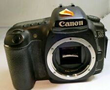 Canon EOS 20D Digital SLR Camera (Body Only) - AS IS for parts - works but NO AF