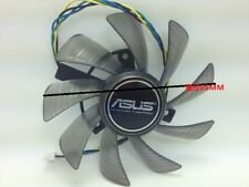 New 85mm ASUS NVIDIA GTX 560 Video Card Fan Replace 39mm 4Pin T129215SU 0.50A