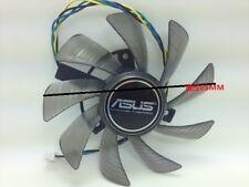 Für neue 85mm Asus Nvidia GTX 560 Grafikkarte Fan Ersatz 39mm 4Pin T129215SU