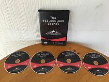 The $55 Million Dollar Secret - Real Estate Lease Option Course On 4 DVD's!