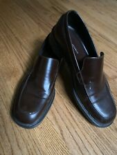 Banana Republic men's shoes BROWN loafers — US 8.5