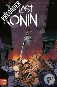 TMNT: The Last Ronin #3 Cover A IDW Comics PREORDER SHIPS 03/03/21