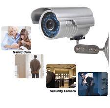 Camara De Seguridad Para Casas Profesional Vision Nocturna Video Análogo NTSC